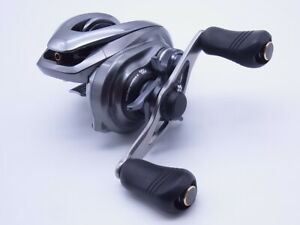 15 Shimano Metanium DC Left Handle 6.2:1 Gear Baitcasting Reel Very Good