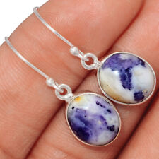 Mexican Wood Opal Gemstone Vintage 925 Sterling Silver Pendant 1.77 oneplusjewelry