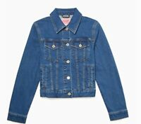 NWT Kate Spade Denim Jacket Causal Indigo Size M MSRP $248