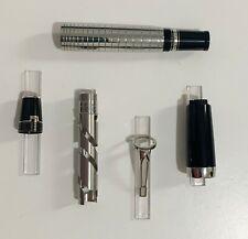 Montblanc Boheme Corpo,Cone,Mecanismo Da Pena ,Tampa e Clip da Tinteiro Retrátil