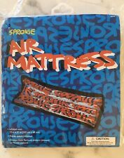 Target Stephen Sprouse Air Mattress Pool Lounge Inflatable 80's Louise Vuitton