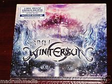 Wintersun: Time I - Deluxe Edition CD + DVD Set 2013 Nuclear Blast Digipak NEW