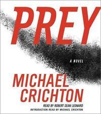 Prey CD - Crichton, Michael - Book - 2002-11-25