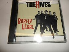 CD   The Hives - Barely Legal