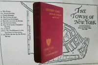 New York Theodore Roosevelt Historic Towns 1910 New Edition Postscript 1890 1895