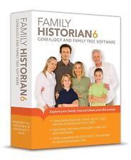 Family Historian 6 Genealogy and Tree Software