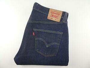 "LEVIS 501 Limited Edition 1947 Mens Jeans Straight Leg W34 L36 Waist 34"" Leg 36"""