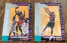 1995 Upper Deck You Crash The Game Silver Set Inserts Michael Jordan Card Lot