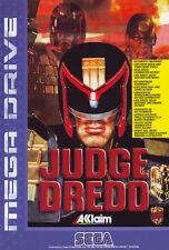 ## SEGA Mega Drive - Judge Dredd / MD Spiel ##