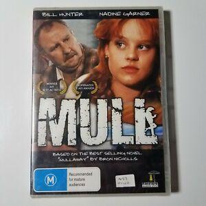 Mulk | Movie | Brand New & Sealed | Bill Hunter, Nadine Garner | Umbrella Aussie