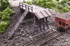 Blair Line 177 Wooden Truck Dump LKW Entladestation Spur H0 1:87 Laser Cut