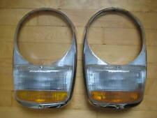 Mercedes 230SL 250SL 280SL W113 Pagoda AC OEM Bosch Headlight Doors