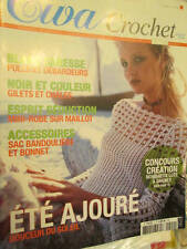 Ewa Crochet Magazine #2- Ete A Joure- Au Feminin Pour Adultes-Bikini