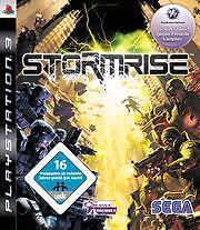 Playstation 3 STORMRISE Command Conquer DEUTSCH STRATEGIE Gebraucht Top Zustand