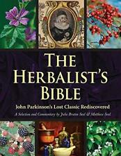 The Herbalist's Bible by Julie Bruton-Seal (Paperback, 2019)