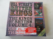 Bill Wyman's Rhythm Kings -  Kings  Of Rhythm Vol.4: Race With The Devil (CD+DVD
