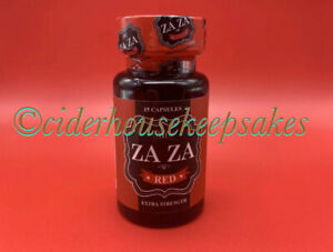 ZaZa Red 1 Bottle of 15 Count. 100% Authentic.