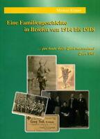 Eine Familiengeschichte in Briefen von 1914 bis 1918 (Markus Klauer)