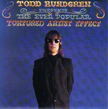 Todd Rundgren/the ever popular tortured Artist Effect * NEW CD * NUOVO *