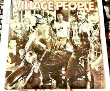 VILLAGE PEOPLE - SELF TITLED 1977  VINYL LP -  CASABLANCA NBLP 7064   NEAR MINT