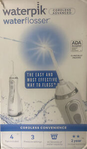 Waterpik WP-560 Cordless Advanced Water Flosser - Pearly White