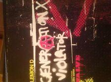 "Lemon D – Generation X (Krush U) / Violator 12"" Drum and Bass Vinyl Valve Recs"