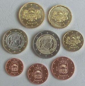 Euro KMS Lettland 2014 unz