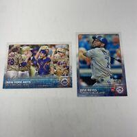 2015 Topps Baseball Lot #249 Jose Reyes Toronto Blue Jays & New York Mets #24