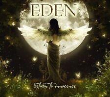 EDEN - RETURN TO INNOCENCE CD