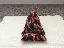 RED HOT CHILI PEPPERS Handmade Cell Phone Holder/Tablet Stand 100% cotton fabric