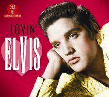 ELVIS PRESLEY LOVIN' ELVIS 3 CD DIGIPAK NEW