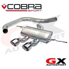 SE27 Cobra sport Seat Leon Cupra R 2.0 TSI 265PS 1P-Mk2 10-12 Cat Back Non res