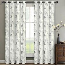 Embroidered Royal Curtains Drapes Valances For Sale Ebay