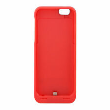 Red Battery Case for iPhone 6