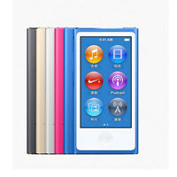 3 Pieces New HD Slim Screen Guard Protector Cover Fit For Apple iPod Nano 8 Gen