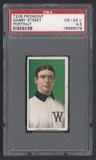 1909-11 T206 Gabby Street Senators PSA 4.5 VG-EX+