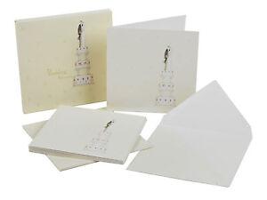 48 X Vogue Matrimonio Bigliettini Nuovo Sigillato, Ogni