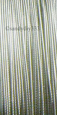 5 metres(~16 feet) CLEAR TIGER TAIL BEADING WIRE 0.5mm