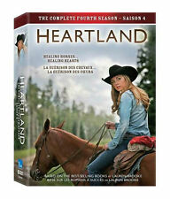 Heartland: Season Four (DVD, 2011, Canadian)>NEW + NM SEASON 3 & 8 + CHRISTMAS