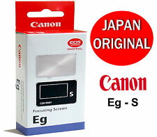 Genuine Canon Eg-S Super Precision Matte Focusing Screen EOS 5D Mark II / 6D