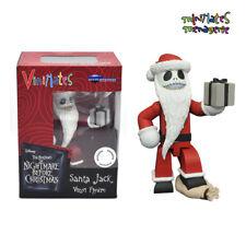 Vinimates Nightmare Before Christmas Toys R Us Exclusive Santa Jack Vinyl Figure