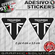 Adesivo / Sticker TRIUMPH bonneville daytona 675 speed street triple tiger tt