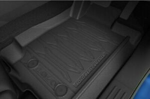 GENUINE FORD RANGER RAPTOR RUBBER FLOOR MATS DOUBLE CAB PERFORMANCE RHD 2015-20
