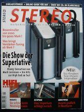 STEREO 5/97,AUDIO PHYSIC AVANTI,HGP NIGHTINGALE,NAUMANN 01,NEWTRONICS SCATE