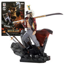 Anime ONE PIECE Dracule Mihawk PVC Action Figure Collectible Sculture Toy Gift