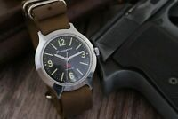 RARE!! Vintage Military VOSTOK Wostok Komandirskie Chistopol Zakaz MO USSR watch