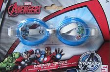 Marvel Avengers * Schwimmbrille * Kinder * Taucherbrille * Neu * OVP