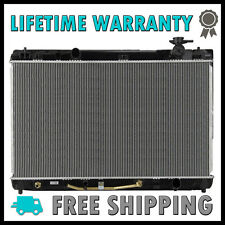 2917 New Radiator for Toyota Camry 2007 - 2011 2.4 2.5 L4 Lifetime Warranty