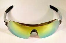Tifosi Escalate Shield, Silver/Black (Color Sample), Clarion Yellow Lenses