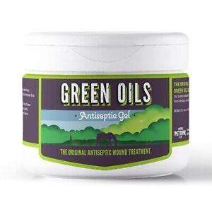 Thomas Pettifer Green Oils. Antiseptic Gel for cuts / wound treatment. 440 g